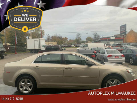 2011 Chevrolet Malibu for sale at Autoplex 2 in Milwaukee WI