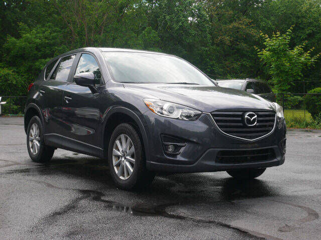 2016 Mazda CX-5 for sale at Canton Auto Exchange in Canton CT