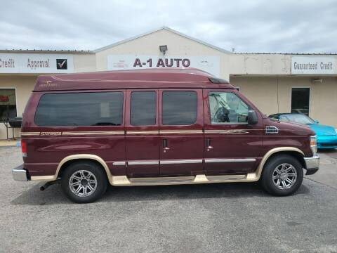 2012 Ford E-Series Cargo for sale at A-1 AUTO AND TRUCK CENTER in Memphis TN