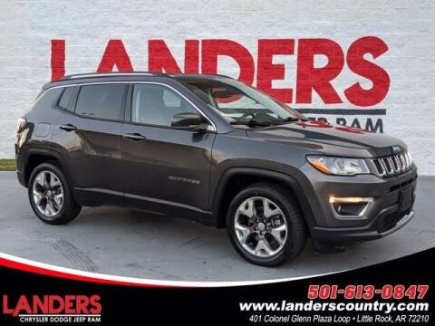2020 Jeep Compass for sale at The Car Guy powered by Landers CDJR in Little Rock AR