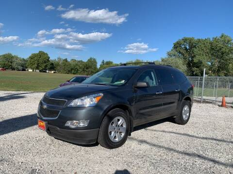 2011 Chevrolet Traverse for sale at Ultimate Auto Sales in Crown Point IN