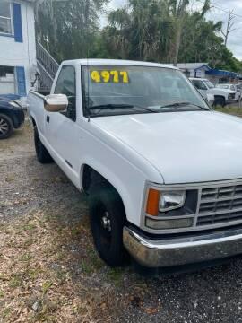 1990 Chevrolet C/K 1500 Series for sale at Ideal Motors in Oak Hill FL
