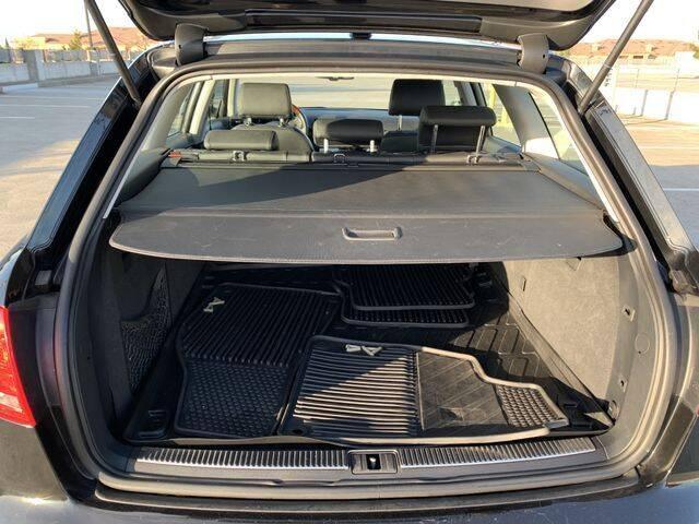 2008 Audi A4 AWD 3.2 Avant quattro 4dr Wagon (3.1L V6 6A) - Santa Clara CA