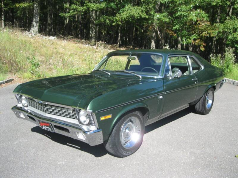 1970 Chevrolet Nova for sale at Right Pedal Auto Sales INC in Wind Gap PA