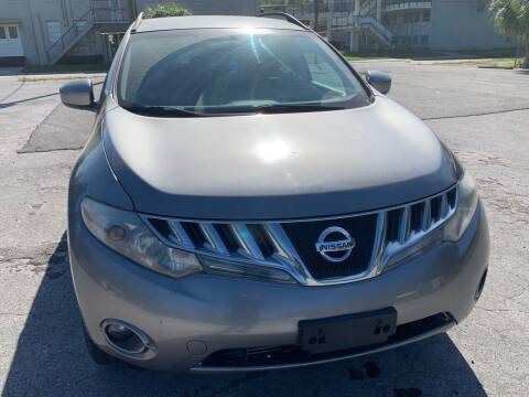 2010 Nissan Murano for sale at Consumer Auto Credit in Tampa FL