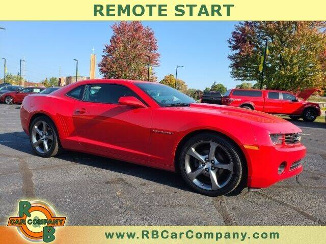 2013 Chevrolet Camaro for sale at R & B Car Company in South Bend IN