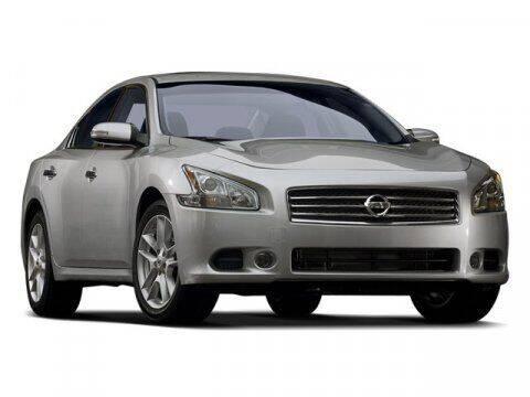 2009 Nissan Maxima for sale at SCOTT EVANS CHRYSLER DODGE in Carrollton GA