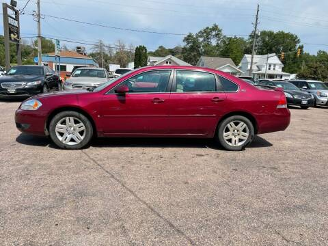 2006 Chevrolet Impala for sale at RIVERSIDE AUTO SALES in Sioux City IA