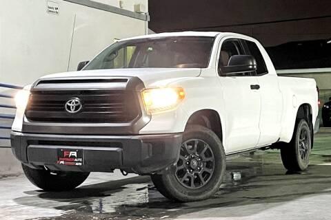 2014 Toyota Tundra for sale at Fastrack Auto Inc in Rosemead CA
