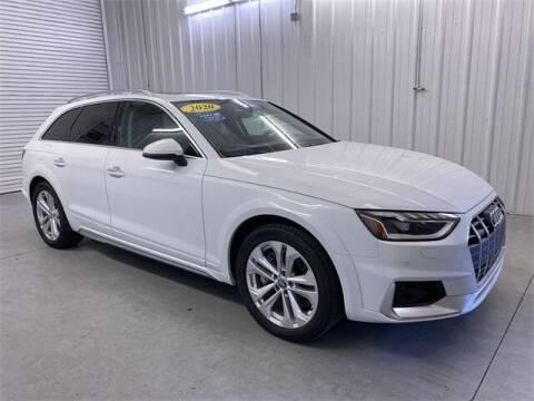 2020 Audi A4 allroad for sale at JOE BULLARD USED CARS in Mobile AL