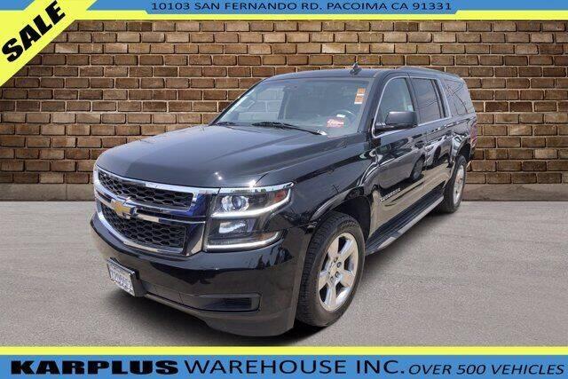 2015 Chevrolet Suburban for sale at Karplus Warehouse in Pacoima CA