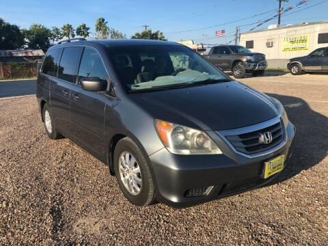 2010 Honda Odyssey for sale at Rock Motors LLC in Victoria TX