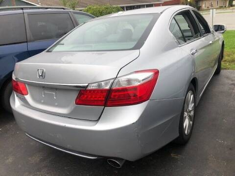 2013 Honda Accord for sale at GDT AUTOMOTIVE LLC in Hopewell NY