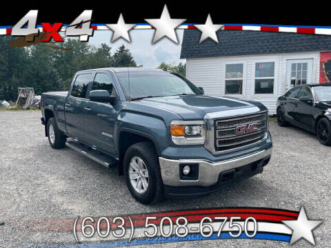 2014 GMC Sierra 1500 for sale at J & E AUTOMALL in Pelham NH