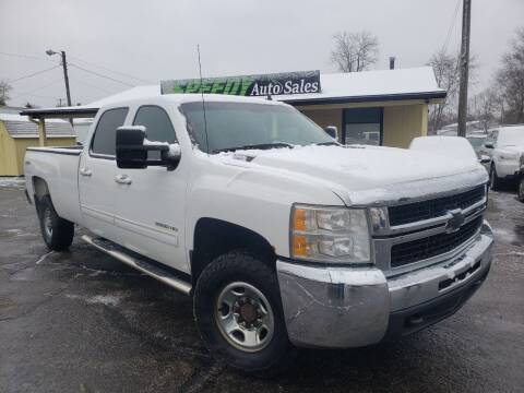 2010 Chevrolet Silverado 2500HD for sale at speedy auto sales in Indianapolis IN