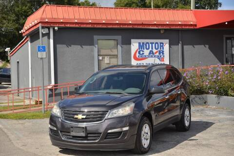 2015 Chevrolet Traverse for sale at Motor Car Concepts II - Kirkman Location in Orlando FL