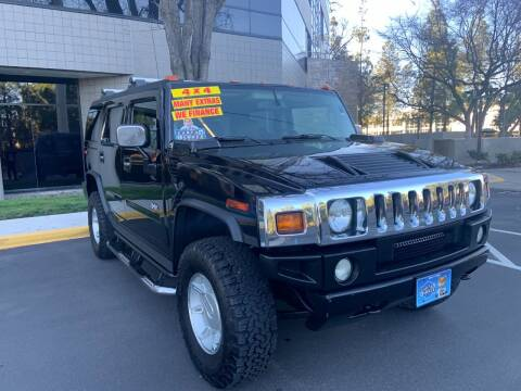 2004 HUMMER H2 for sale at Right Cars Auto Sales in Sacramento CA