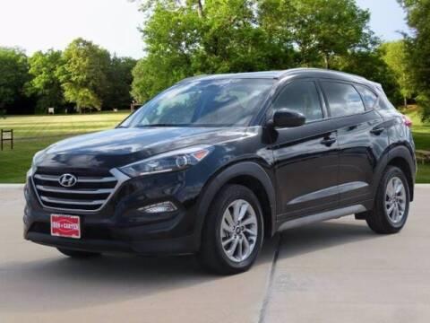 2018 Hyundai Tucson for sale at BIG STAR HYUNDAI in Houston TX