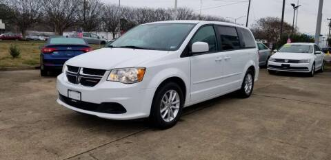 2016 Dodge Grand Caravan for sale at A-1 Motors in Virginia Beach VA