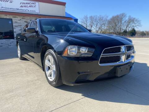2013 Dodge Charger for sale at Princeton Motors in Princeton TX