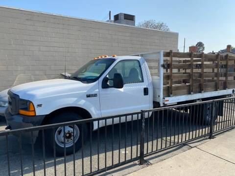 2001 Ford F-350 Super Duty for sale at California Motor Cars in Covina CA