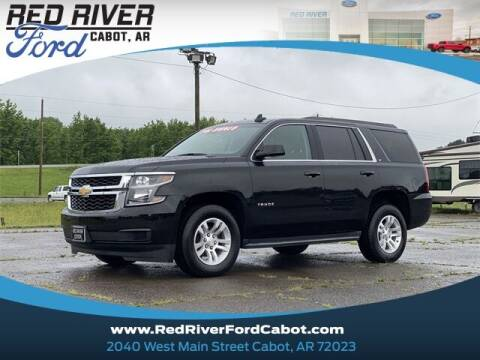 2019 Chevrolet Tahoe for sale at RED RIVER DODGE - Red River of Cabot in Cabot, AR