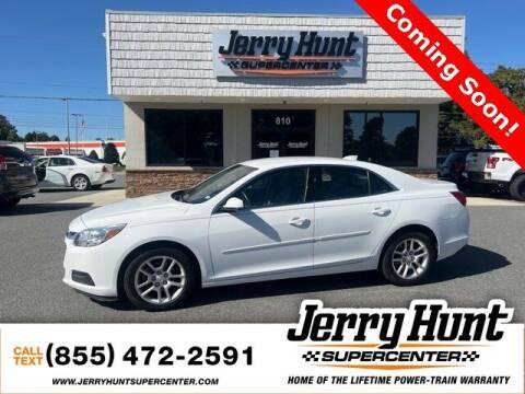 2015 Chevrolet Malibu for sale at Jerry Hunt Supercenter in Lexington NC