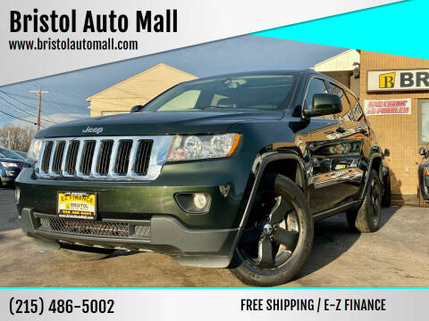 2011 Jeep Grand Cherokee for sale at Bristol Auto Mall in Levittown PA