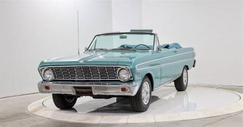1964 Ford Falcon for sale at Mershon's World Of Cars Inc in Springfield OH