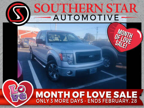 2014 Ford F-150 for sale at Southern Star Automotive, Inc. in Duluth GA