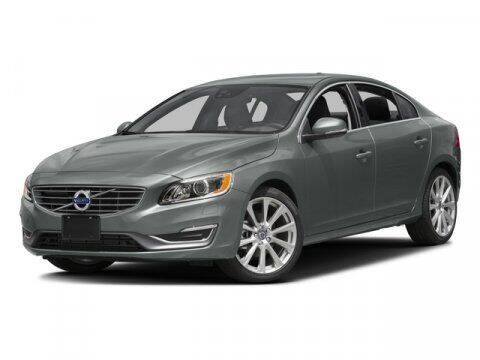 2016 Volvo S60 for sale at Auto Finance of Raleigh in Raleigh NC
