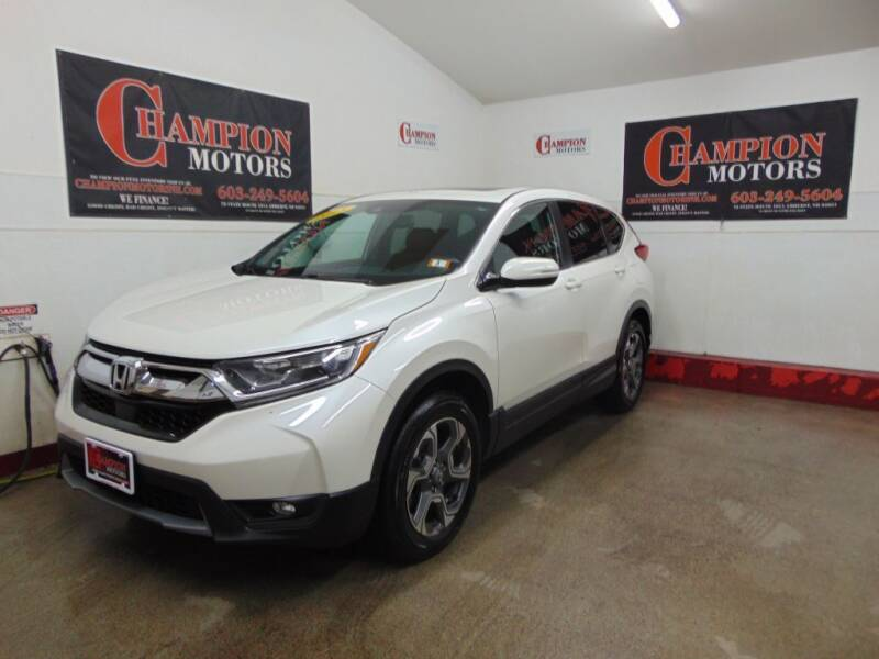 2018 Honda CR-V for sale at Champion Motors in Amherst NH