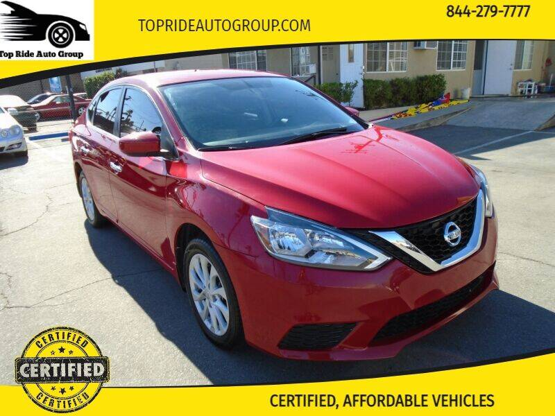 2018 Nissan Sentra for sale in Long Beach, CA