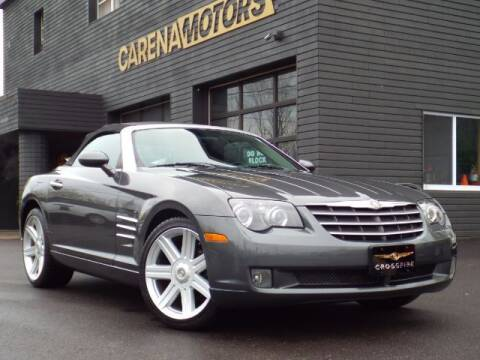 2005 Chrysler Crossfire for sale at Carena Motors in Twinsburg OH