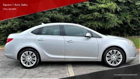 2013 Buick Verano for sale at Square 1 Auto Sales - Commerce in Commerce GA