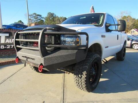 2000 Ford F-250 Super Duty for sale at J T Auto Group in Sanford NC