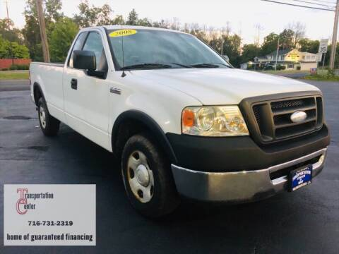 2008 Ford F-150 for sale at Transportation Center Of Western New York in Niagara Falls NY