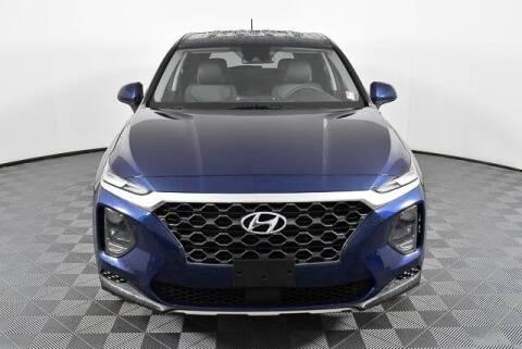 2019 Hyundai Santa Fe for sale at Southern Auto Solutions - Georgia Car Finder - Southern Auto Solutions-Jim Ellis Hyundai in Marietta GA