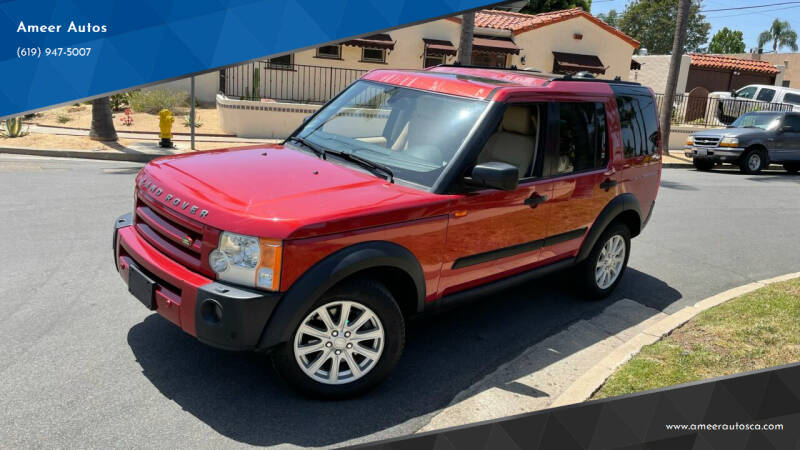 2007 Land Rover LR3 for sale in San Diego, CA