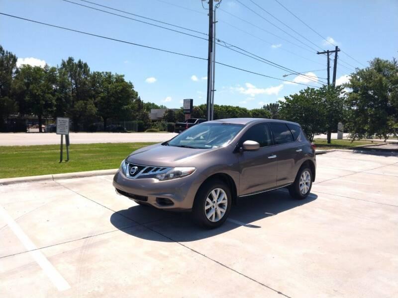2014 Nissan Murano SL 4dr SUV - Mckinney TX
