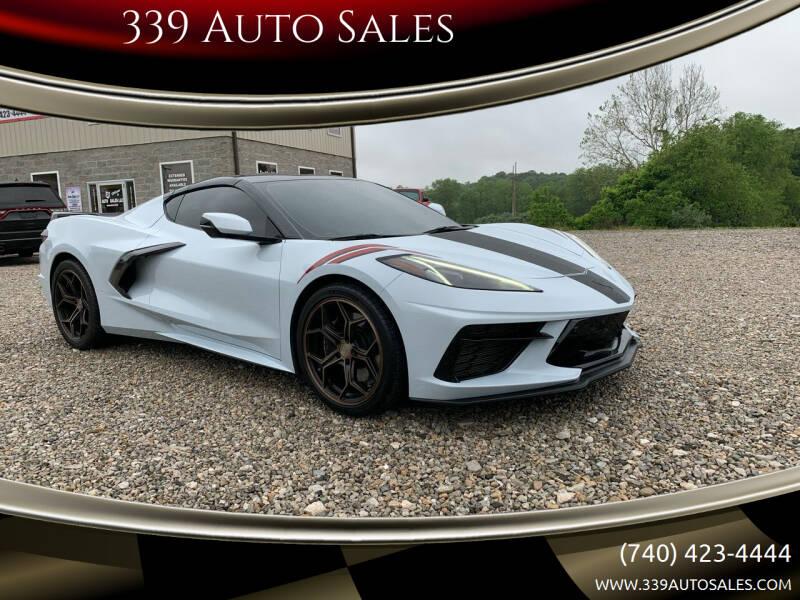 2020 Chevrolet Corvette for sale at 339 Auto Sales in Belpre OH