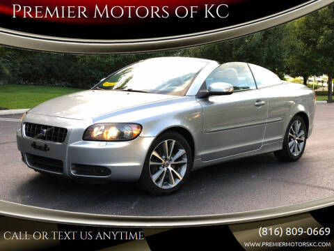 2010 Volvo C70 for sale at Premier Motors of KC in Kansas City MO