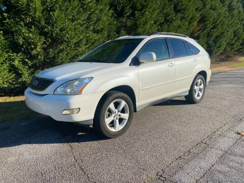 2007 Lexus RX 350 for sale at Front Porch Motors Inc. in Conyers GA