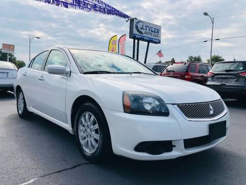 2011 Mitsubishi Galant for sale at J. Tyler Auto LLC in Evansville IN