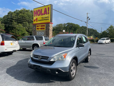 2008 Honda CR-V for sale at No Full Coverage Auto Sales in Austell GA
