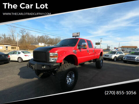 2008 Ford F-250 Super Duty for sale at The Car Lot in Radcliff KY