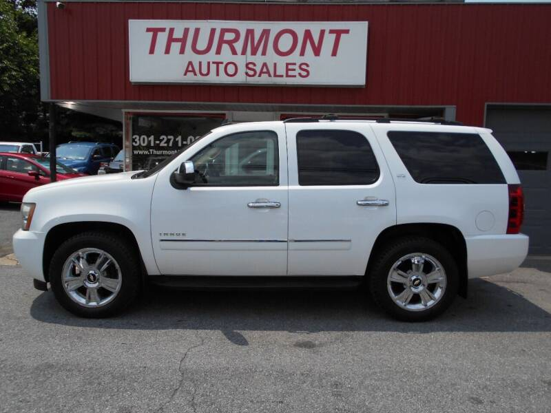 2010 Chevrolet Tahoe for sale at THURMONT AUTO SALES in Thurmont MD