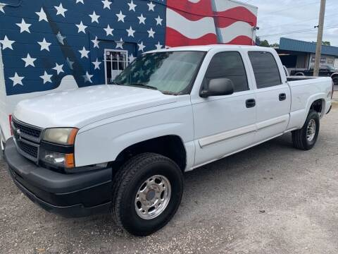 2007 Chevrolet Silverado 2500HD Classic for sale at The Truck Lot LLC in Lakeland FL