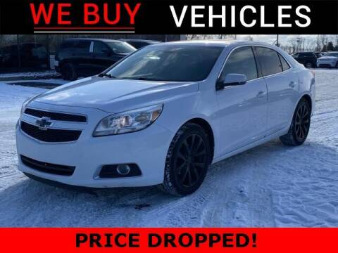 2013 Chevrolet Malibu for sale at Vicksburg Chrysler Dodge Jeep Ram in Vicksburg MI