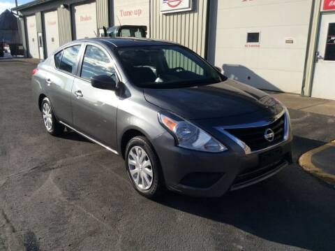 2018 Nissan Versa for sale at TRI-STATE AUTO OUTLET CORP in Hokah MN